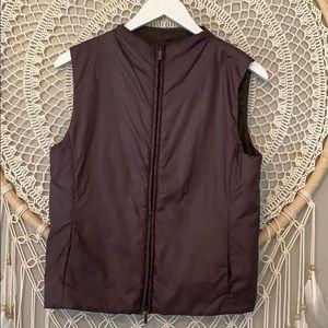'S MaxMara Purple Vest